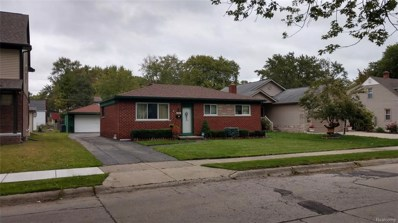 21731 Pleasant St, St. Clair Shores, MI 48080 - MLS#: 218102577