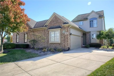 17354 Suffield Drive, Clinton Twp, MI 48038 - MLS#: 218102583