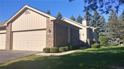 16519 Congress Drive UNIT 71, Clinton Twp, MI 48038 - MLS#: 218102594