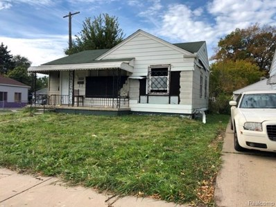 6201 Rosemont Avenue, Detroit, MI 48228 - MLS#: 218102597