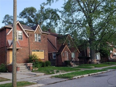 16544 Mendota Street, Detroit, MI 48221 - MLS#: 218102660