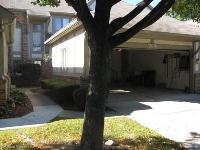 42235 Saratoga Circle, Canton Twp, MI 48187 - MLS#: 218102760