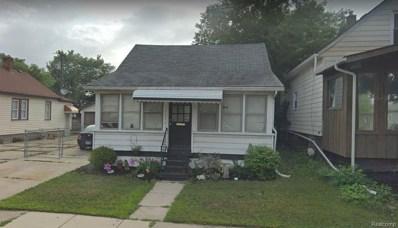 22742 Cushing Avenue, Eastpointe, MI 48021 - MLS#: 218102783