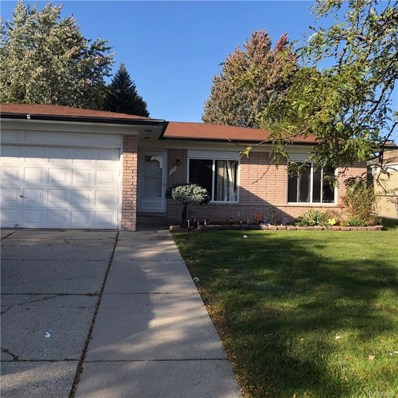 3399 Tracy Drive, Sterling Heights, MI 48310 - MLS#: 218102857
