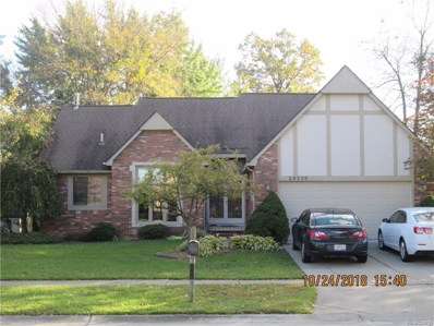 20330 Saint Laurence Drive, Clinton Twp, MI 48038 - MLS#: 218102888