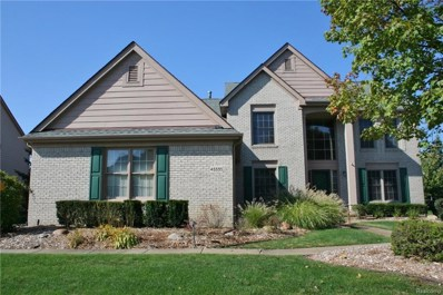 45595 Addington Lane, Novi, MI 48374 - MLS#: 218102975
