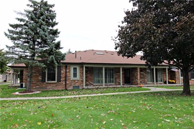 14894 Dover Court, Shelby Twp, MI 48315 - MLS#: 218103017