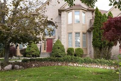 3566 Heron Ridge Drive, Rochester Hills, MI 48309 - MLS#: 218103056
