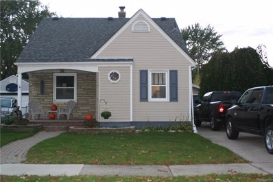 21785 Virginia Avenue, Eastpointe, MI 48021 - MLS#: 218103061