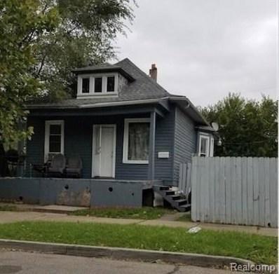 10010 Woodside Street, Detroit, MI 48204 - MLS#: 218103092
