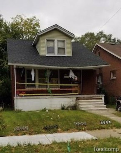 18599 Russell Street, Detroit, MI 48203 - MLS#: 218103095