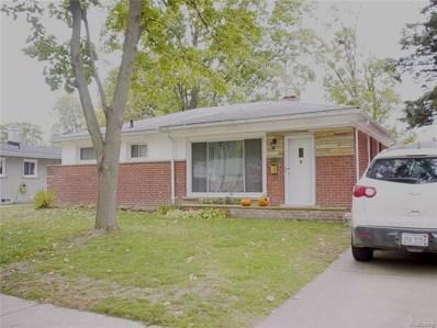 36719 Angeline Circle, Livonia, MI 48150 - MLS#: 218103264