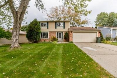 1659 Dennett Lane, Rochester Hills, MI 48307 - MLS#: 218103281
