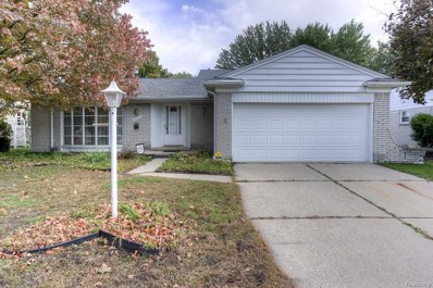 15162 Inbrook Drive, Plymouth Twp, MI 48170 - MLS#: 218103347