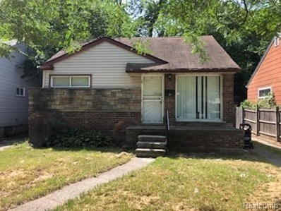19477 Burgess, Detroit, MI 48219 - MLS#: 218103551