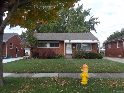 24715 Adlai Avenue, Eastpointe, MI 48021 - MLS#: 218103602
