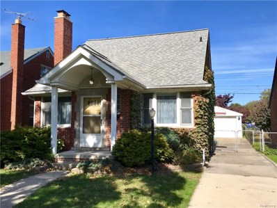 23746 Cherry Hill Street, Dearborn, MI 48124 - MLS#: 218103608