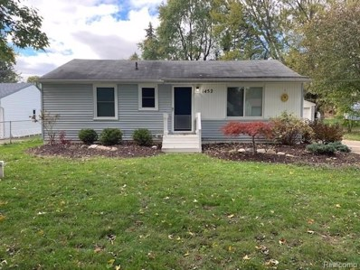 1452 S Packard Avenue, Burton, MI 48509 - MLS#: 218103640