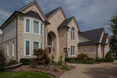 2481 Parsley Court, Sterling Heights, MI 48314 - MLS#: 218103684