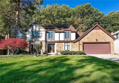 2922 Powderhorn Ridge Road, Rochester Hills, MI 48309 - MLS#: 218103745