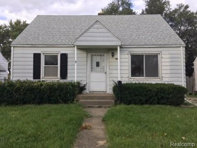 520 Huron Street, Flint, MI 48507 - MLS#: 218103866