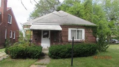 11783 Payton Street, Detroit, MI 48224 - MLS#: 218103879