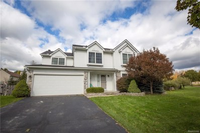 1162 Woodbriar Drive, Oxford Twp, MI 48371 - MLS#: 218103882