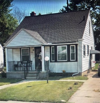 8845 Pierson Street, Detroit, MI 48228 - MLS#: 218103885