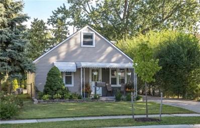 1805 Guthrie Avenue, Royal Oak, MI 48067 - MLS#: 218103969