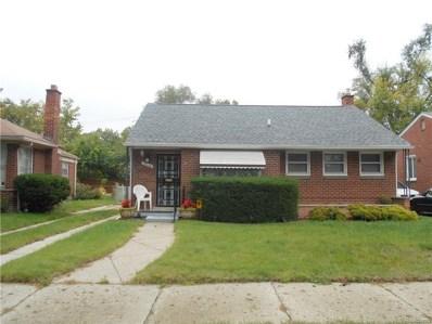 22468 Kendall Street, Detroit, MI 48223 - MLS#: 218104069