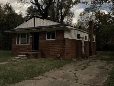 15758 Burt Rd, Detroit, MI 48223 - MLS#: 218104128