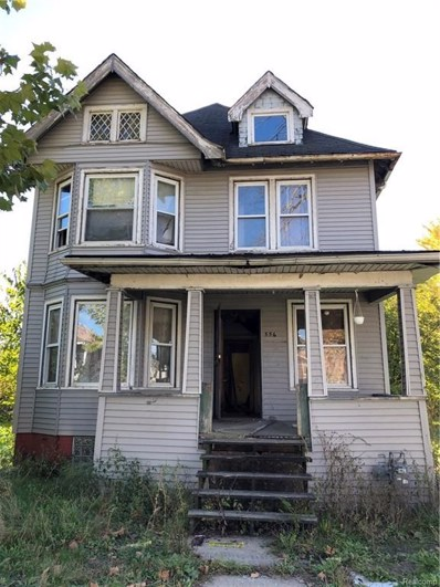 556 E Euclid Street, Detroit, MI 48202 - MLS#: 218104375