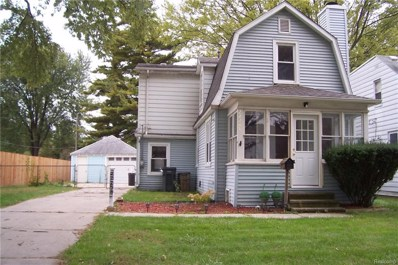 22208 Lanse Street, St. Clair Shores, MI 48081 - MLS#: 218104380