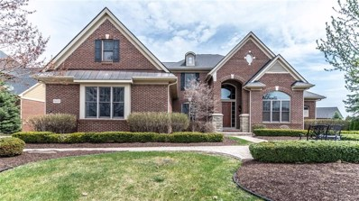 18600 Marble Head Drive, Northville Twp, MI 48168 - MLS#: 218104388