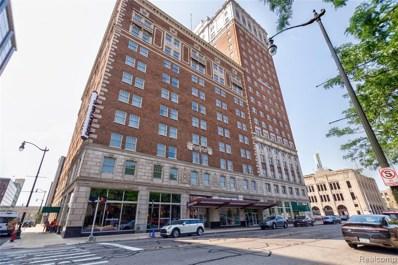 525 W Lafayette Boulevard UNIT 12C, Detroit, MI 48226 - MLS#: 218104451