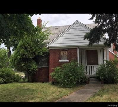 4266 Burns Street, Detroit, MI 48214 - MLS#: 218104493