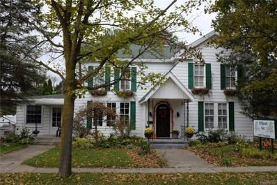 155 N Main Street, City Of The Vlg Of Clarkston, MI 48346 - MLS#: 218104532