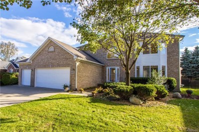 8452 Lindamar Lane, Shelby Twp, MI 48316 - MLS#: 218104564