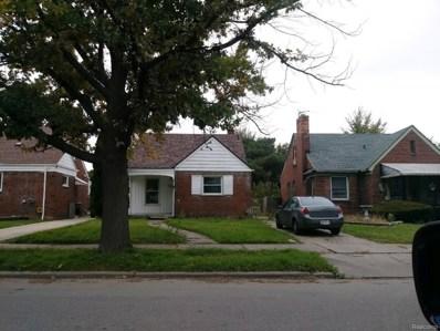 12535 Duchess Street, Detroit, MI 48224 - MLS#: 218104682