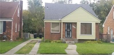 20301 Gilchrist Street, Detroit, MI 48235 - MLS#: 218104690
