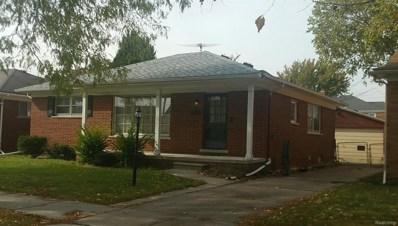 19275 Berden Street, Harper Woods, MI 48225 - MLS#: 218104765