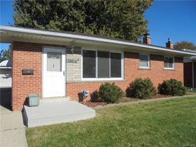 15897 Chestnut Street, Roseville, MI 48066 - MLS#: 218104812