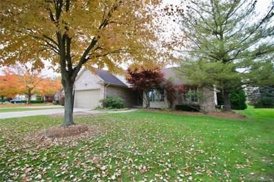 1530 Pembroke Drive, Rochester Hills, MI 48307 - MLS#: 218104823