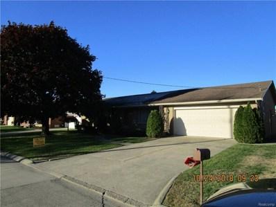 38001 Villa Mar Street, Harrison Twp, MI 48045 - MLS#: 218104835