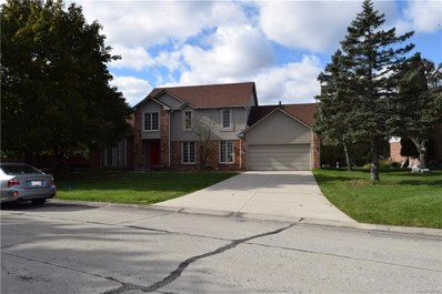 27590 Bridle Hills Drive, Farmington Hills, MI 48336 - MLS#: 218104841