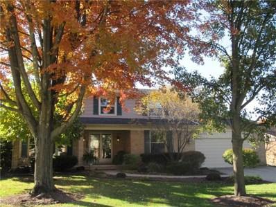 1661 Black Maple Drive, Rochester Hills, MI 48309 - MLS#: 218104844