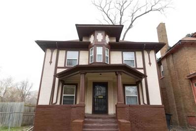873 Chalmers Street, Detroit, MI 48215 - MLS#: 218104872