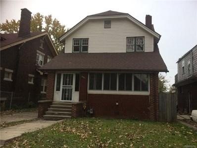 664 Lakewood Street, Detroit, MI 48215 - MLS#: 218104899