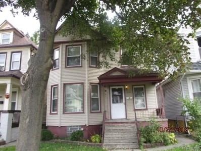 1026 Ferdinand Street, Detroit, MI 48209 - MLS#: 218104900