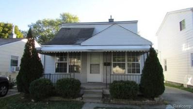 22836 Sharrow Avenue, Warren, MI 48089 - MLS#: 218104926